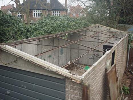 garage-roof resize
